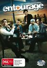 Entourage : Season 2 (DVD, 2006, 3-Disc Set)