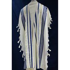 Jewish TALLIT 100% WOOL Prayer Shawl Ultra Kosher Tallis Tzitzit Orthodox ADULTS