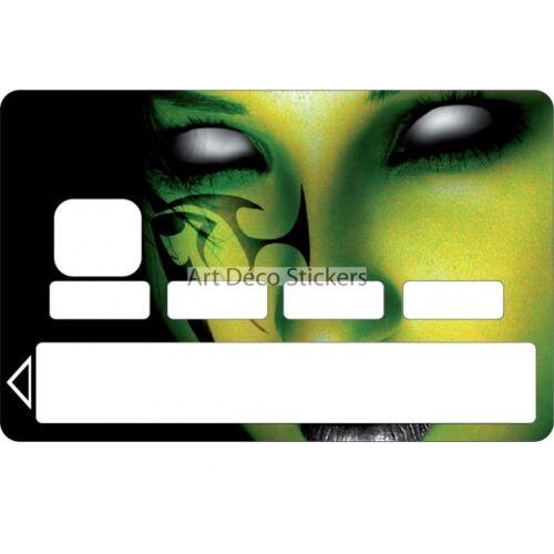 Stickers Autocollant Skin Carte bancaire CB 1093 1093