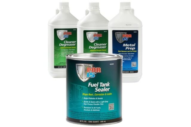 POR-15 49239 Auto Fuel Tank Repair Kit