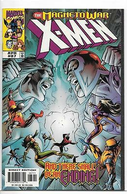 X-Men The Magneto War Marvel Graphic Novel Comic Book