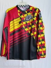 TROY LEE DESIGNS TLD motocross GIRL GP  jersey LARGE (women's ?)