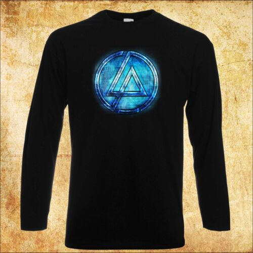 HERREN//MEN T-SHIRT LINKIN PARK 11 ROCK FUN TEE BLACK LONGSLEEVE//SHORTSLEEVE