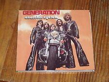 9µ?  CD Anarchic System Generation