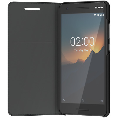 Nokia 2.1 - Flip Cover Stand CP-220, Black