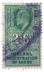 I-B-Edward-VII-Revenue-Ireland-Registration-of-Deeds-2-6d