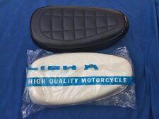 HONDA CT70 TRAIL 1972-1973 K1 New & Best Quality Seat Cushion Foam + Seat Cover