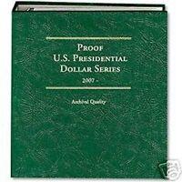 Littleton Presidential Proof Dollar Album Lca71