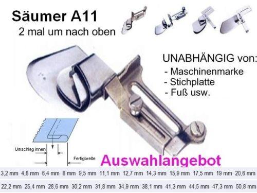 terminé large sélection universall convient #11 Rideaux saumnähapparat//MACHINES à COUDRE-aide