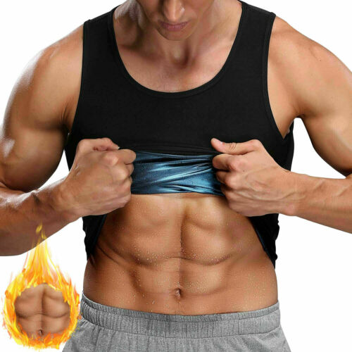 Details about  /US Fajas Women/&Men Reductoras Abdomen Colombianas Sauna Suits Sweat Body Shaper