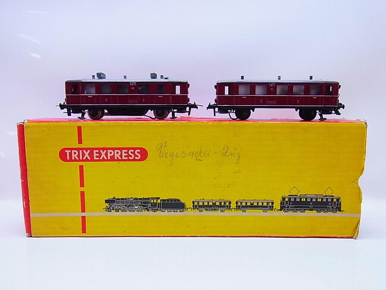 58323   Trix Express H0 32270 Railbus VT75 with Trailer BNIB