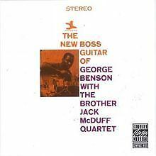 New Boss Guitar von George Benson | CD | Zustand sehr gut