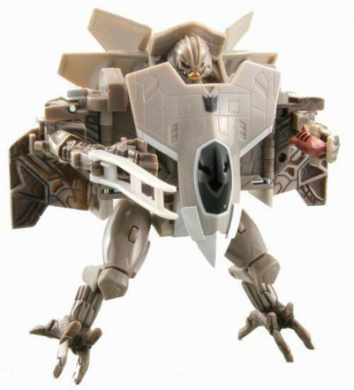 NEW Basic Starscream, Transformers The Movie Action Figure Japan Version C1 F S