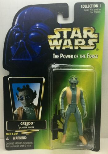 le Pouvoir de la Force Action Figure-Collection 1 Star Wars