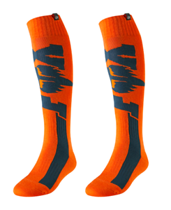 Fox Racing 2019 Orange Cota Fri Thick Socks Adult MX ATV Off Road 21797-009