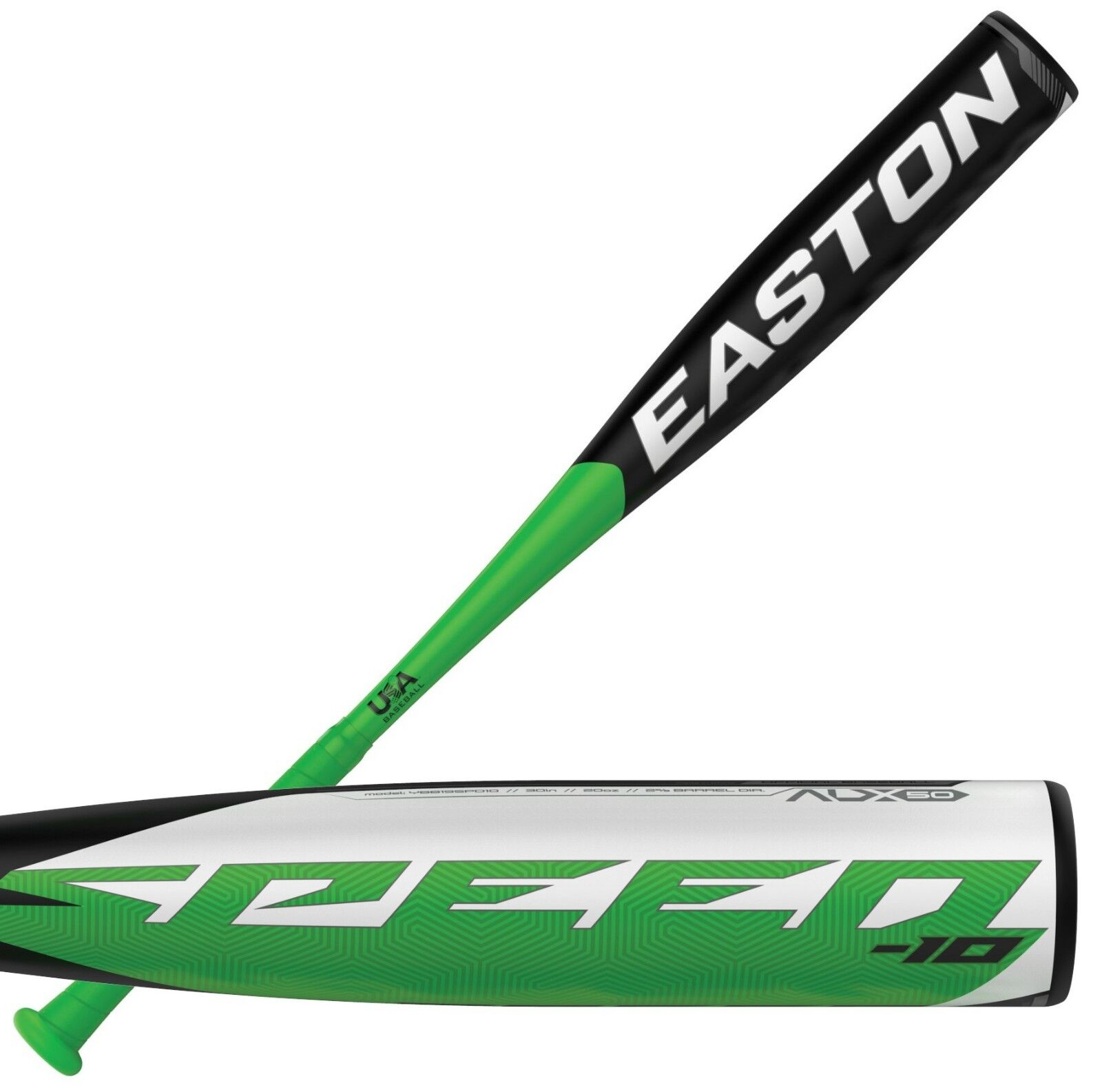 2019 Easton Speed -10 30  20oz. Youth USA Baseball Bat YBB19SPD10