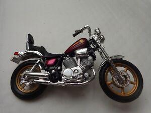 1-18-Maisto-Atlas-YAMAHA-XV1000-VIRAGO-Diecast-moto-velo-moto