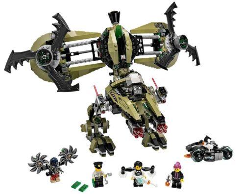 Ultra Heist Nrfb Agents Hurricane Ovp Misb Nuevo 70164 Attack New Hurricane Lego Ad8xOqZd