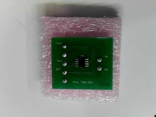 Teledyne Philbrick 1703 Analog Devices 233J EDC VS330 EDC 501 EDC 801