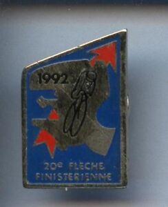 RARE-PINS-PIN-039-S-SPORT-VELO-CYCLISME-CYCLING-BRETAGNE-FINISTERE-29-7K