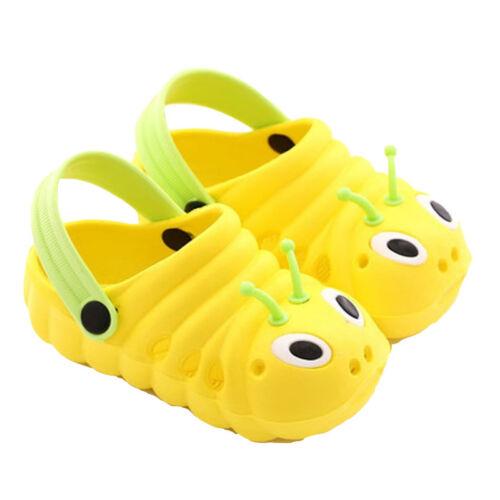 Estate Ragazzi Ragazze Sandali Scarpe Da Giardino EVA Caterpillar Bambini Bambini Pantofole HOT