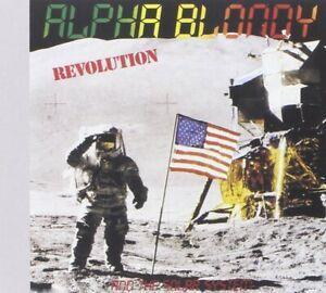 ALPHA-BLONDY-amp-THE-SOLAR-SYSTEM-REVOLUTION-CD-NEUF