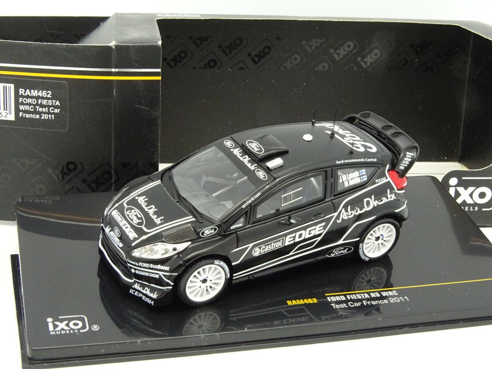 orden ahora con gran descuento y entrega gratuita Ixo 1 43 - Ford Fiesta Rs Rs Rs WRC Test Coche Francia 2011  envio rapido a ti