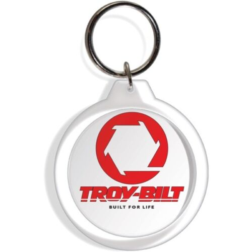 Troy-Bilt Troy Built Key Ring Rings Key FOB for Garden Tractors and Lawn Mowers