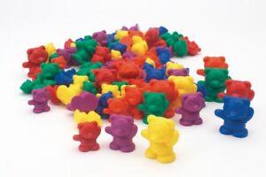 Bear Family Tri-early Learning Maths Jouet éducatif Sen Montessori-afficher Le Titre D'origine