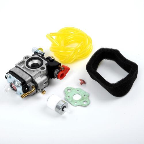Carburetor For Kawasaki TH23 TH26 TH34 BV162 23CC 25CC 26CC 33CC 35CC Filter UK