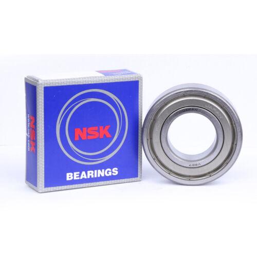 NSK R188ZZ Deep Groove Ball Bearings 6.35x12.7x3.175mm