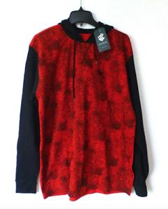 f71d9a022 Image is loading Rocawear-Mens-Size-Large-Red-amp-Black-Splatter-