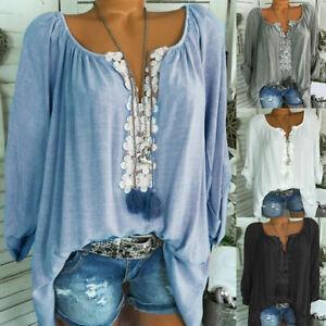 Boho-Women-Summer-Plain-Shirt-Tops-Long-Sleeve-Blouse-Gypsy-Beach-T-Shirt-6-22