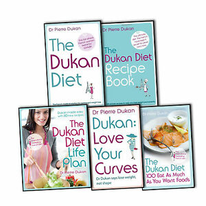 Dr-Pierre-Dukan-Dukan-Diet-5-Books-Collection-Set-The-Recipe-Book-Life-Plan-New