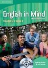 English in Mind Level 2 Student's Book with DVD-ROM von Herbert Puchta und Jeff Stranks (2012, Taschenbuch)