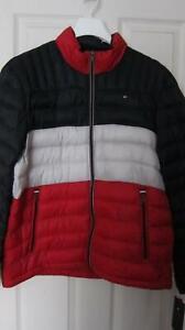 TOMMY HILFIGER Mens Ultra Loft Down Alternative Packable Jacket Sz XL -NWT-  $195 | eBay