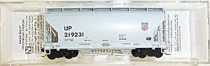 UNION-PACIFIC-2-Bay-ACF-Cov-Hop-Micro-Trains-092-00-302-1-160-emb-orig-Hv3-a
