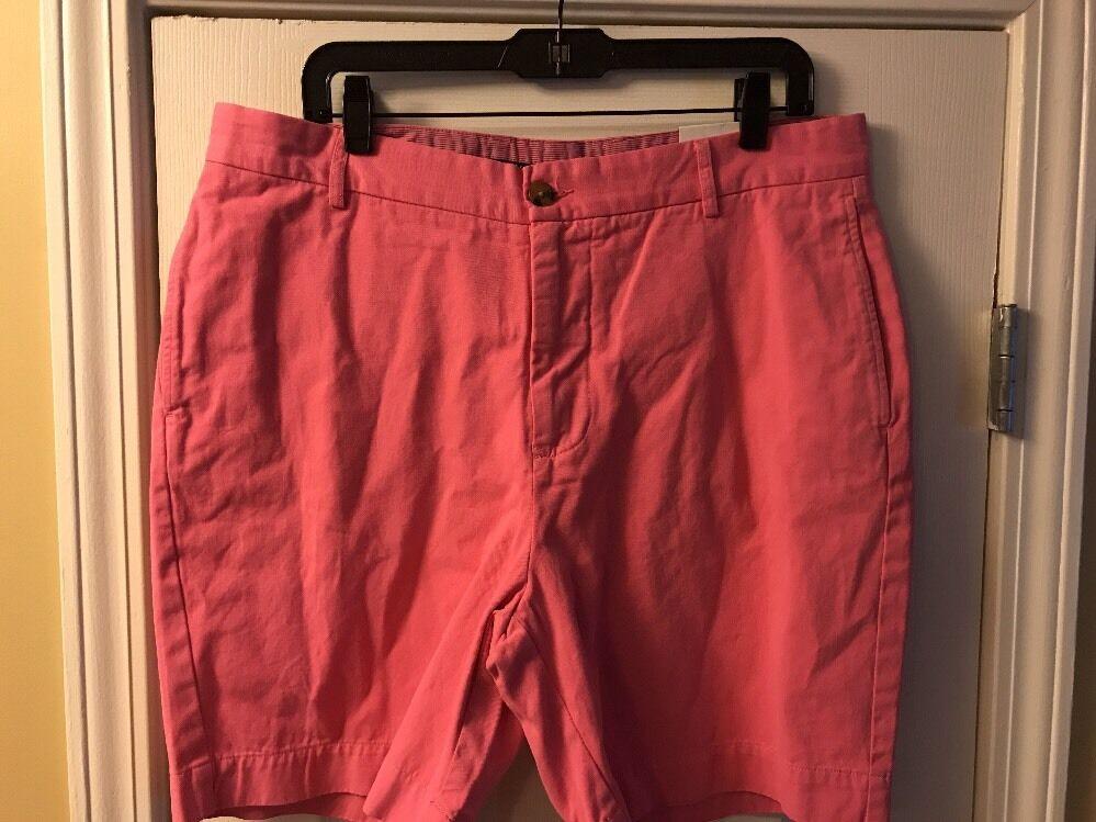 Tailorbyrd Men's Pink Shorts Size 34