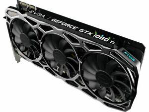 EVGA-GeForce-GTX-1080-Ti-FTW3-11-Go-GDDR-5X-VR-iCX-Silver-refroidissement-DEL-DirectX-12