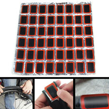 Bike Tyre Tube Repair Kit 48pcs Rubber Puncture Bicycle Tire Patches ge