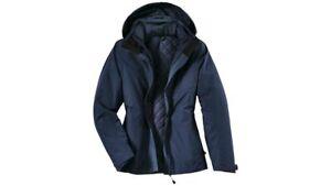 online store bdfbd a133e Details zu Schöffel Engelberg 1 Venturi 3in1 Doppeljacke Damen dress blue  *UVP 279,99
