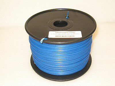 3D-Printer Filament 1kg/2.2lb - ABS or PLA - 3mm or 1.75mm *FAST US SHIP*