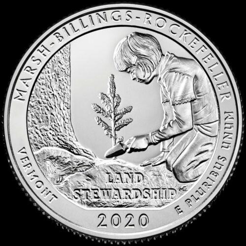 """2020 P /& D Receive All 10 National Parks ATB /""""BU/"""" Quarters **SUBSCRIPTION SALE**"""