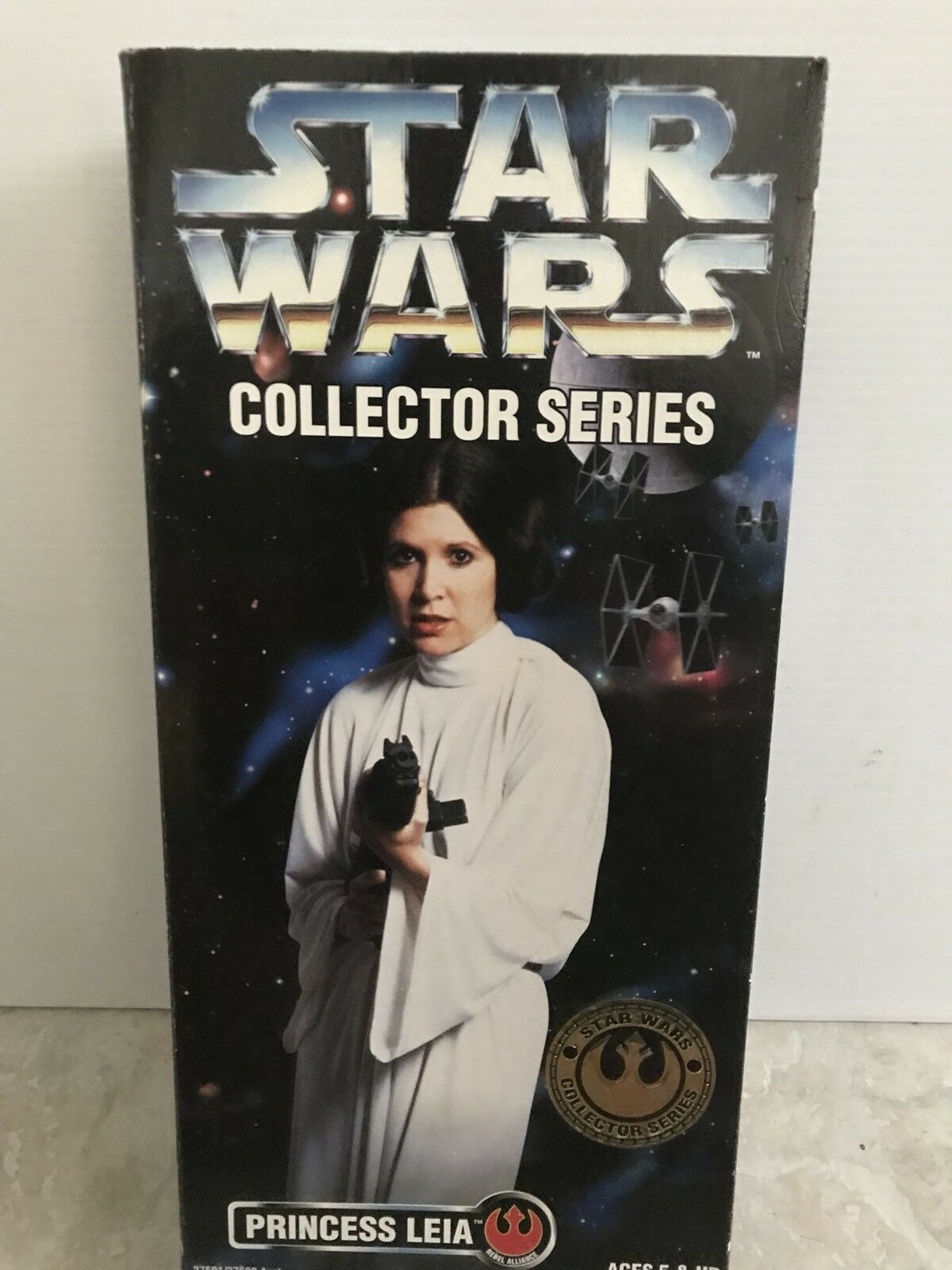 Star Wars Collector Series Princess Leia 12  Doll by Kenner