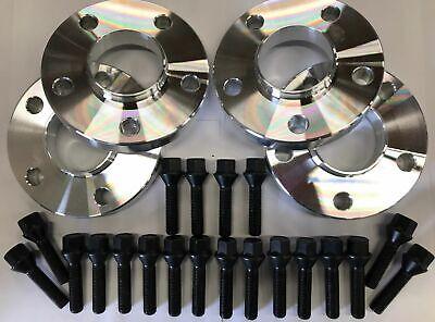 Espaciadores Rueda Aleación 5mm X 4 BMW F20 F21 F22 F23 Black Cruize 5x120 72.6