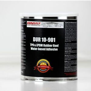 Duraself Rv Tpo Epdm Water Based Adhesive For Rubber