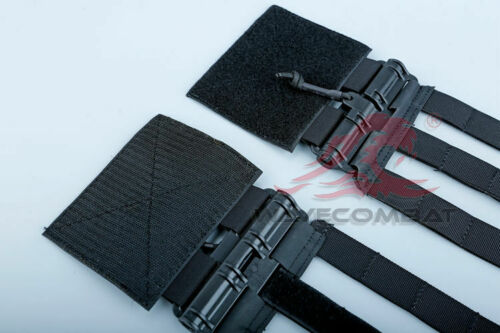 3-Band Skeletal Cummerbund Quick Release Buckle for JPC XPC Tactical Vest