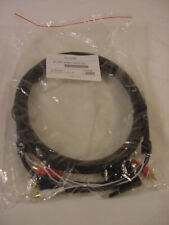 Polycom 2457-63542-001 10ft Serial RS-232 Cable w// 8 Pin Mini DIN