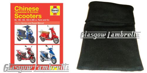 NECK GAITER AJS Modena XMAS COMBO!! WARMER Haynes Service Manual ...