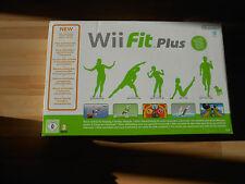 Nintendo Wii Fit Plus Balance Board TOP ZUSTAND weiß wie NEU